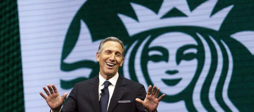 A uno de los detenidos el 12 de abril se le prohibió usar el baño del Starbucks....