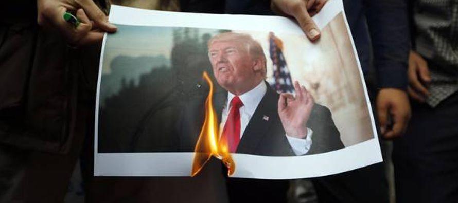 Estos son días agitados desde que Trump rompió el trato, acusando a Irán de...