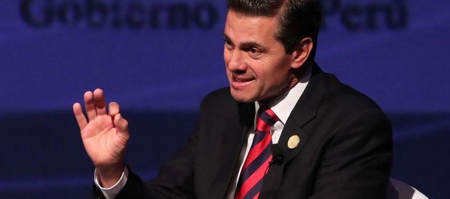 El próximo presidente mexicano, cargo elegido cada seis años y sin derecho a...