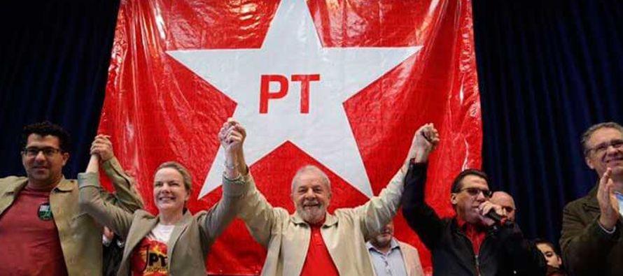A ello se debe el que Lula y sus más fieles seguidores del PT se nieguen a buscar un...