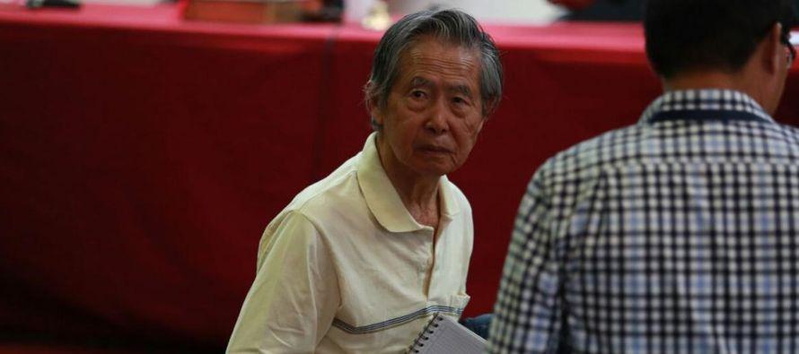 En 2017, el fiscal Landa acusó a Fujimori, de 79 años, de ser el autor mediato de los...