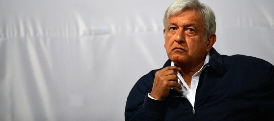 López Obrador aireó nuevamente este fin de semana su intención de cancelar la...