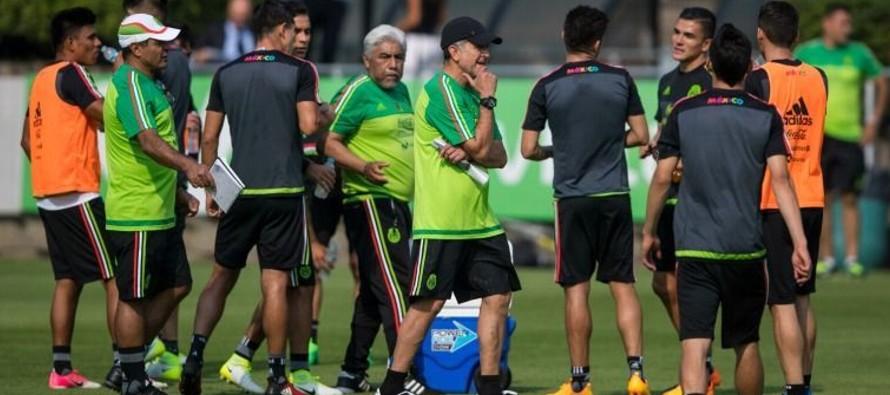 México inicia concentración para sus últimos amistosos antes del Mundial 131d52d09014f