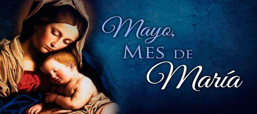 El rosario le gusta mucho a la Virgen María porque en el Avemaría le recordamos las...