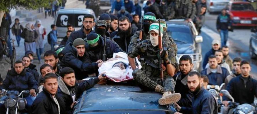 """""""En la última ronda de confrontaciones, mataron a 62. De esos, 50 eran de Hamás..."""