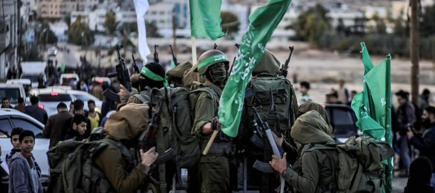 Fuentes de seguridad de Hamás en Gaza y medios locales señalaron a Efe que...