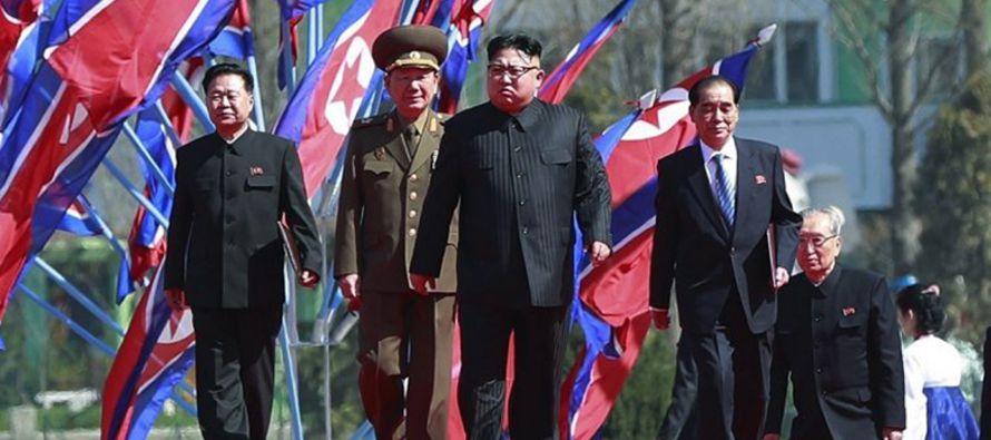 El portavoz hizo estas declaraciones al conocerse que Corea del Norte se está planteando...