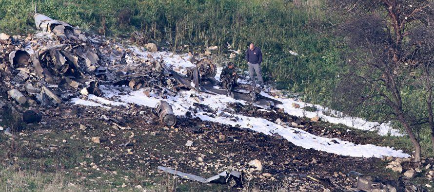La supuesta aparición y consecuente derribo de un dron iraní cerca de las fronteras...