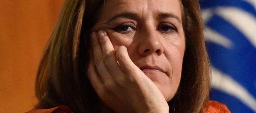 Las redes sociales se tomaron con humor la renuncia de Zavala y a lo largo de la tarde se...