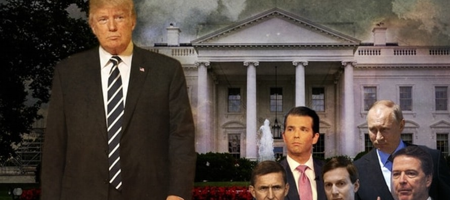 Trump considera que la investigación de Mueller, que actúa de forma independiente al...