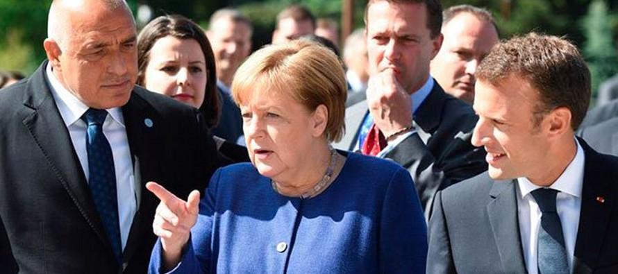 """""""Es la soberanía económica de Europa, y lo que estamos demandando es estar..."""