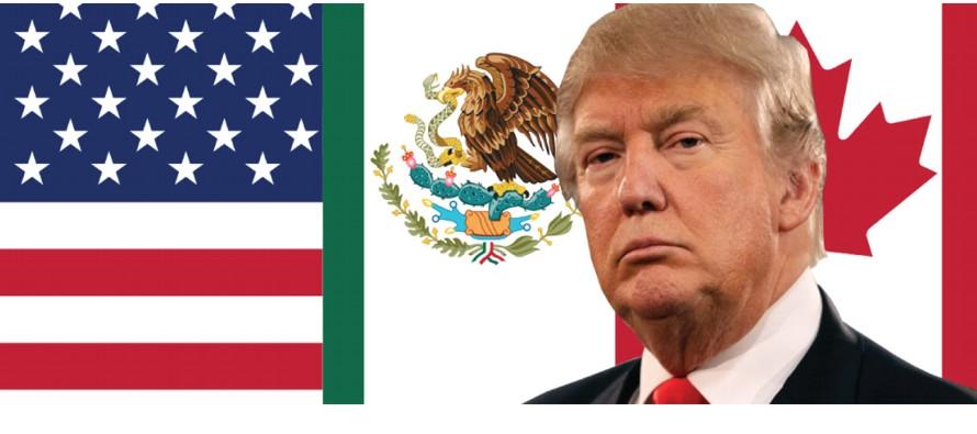 El secretario mexicano dijo que no descartaba coronar un acuerdo hacia fines de mayo pues las...