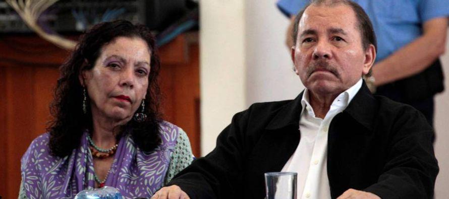 """Healy se muestra a favor del fin del mandato de Ortega. """"Al final de este diálogo..."""