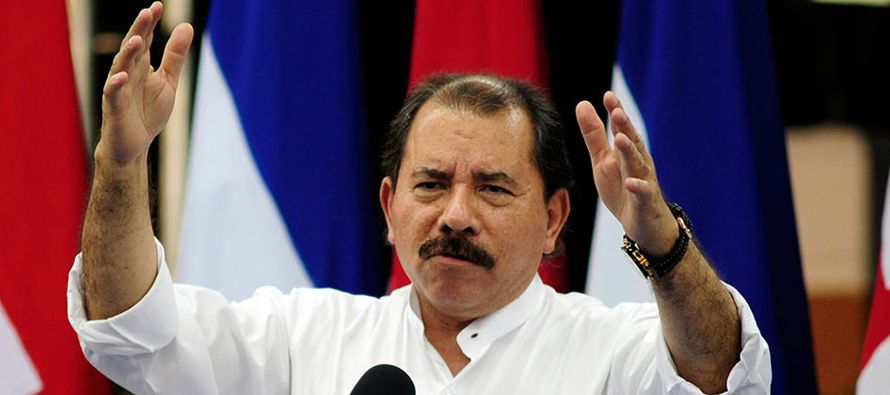 """""""Presidente, exigimos que cese de inmediato la represión"""", le espetó el..."""