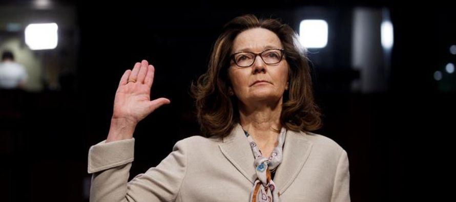 Con 54 votos a favor y 45 en contra, Haspel, de dilatada carrera en la inteligencia estadounidense,...
