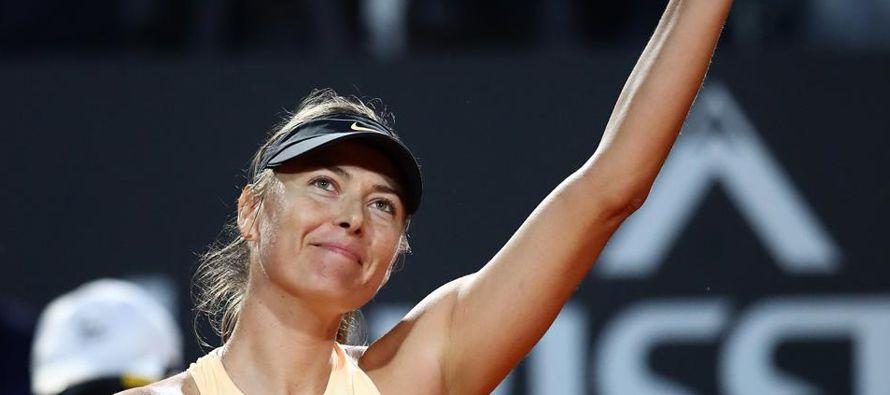 La jugadora rusa, número 40 del ránking ATP, infligió a la australiana la...
