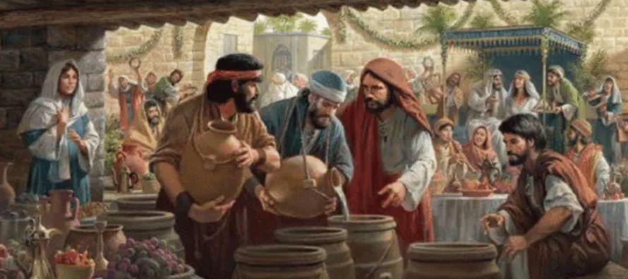 Él escogió a los Apóstoles, recorrió con ellos Galilea y Judea,...