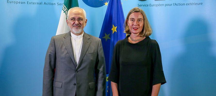 Irán, por su parte, no se amedrenta y dirige su mirada hacia el principal socio de EU en la...