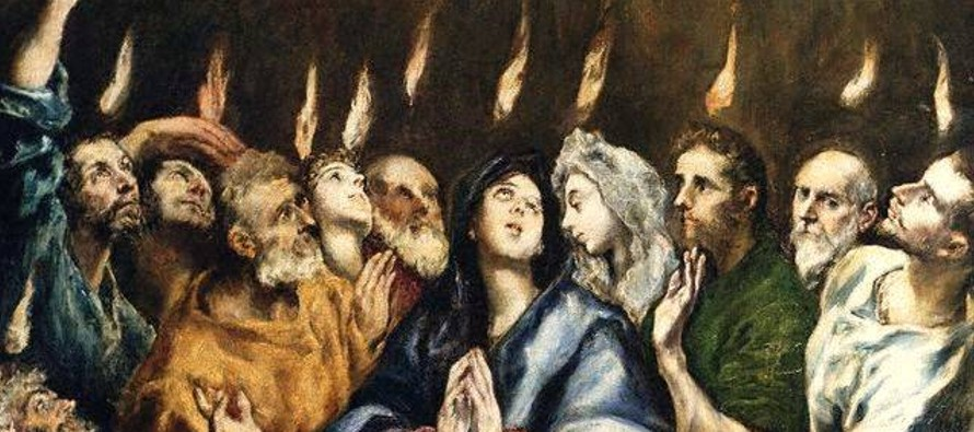 Los discípulos se alegraron de ver al Señor. Jesús les dijo otra vez:...