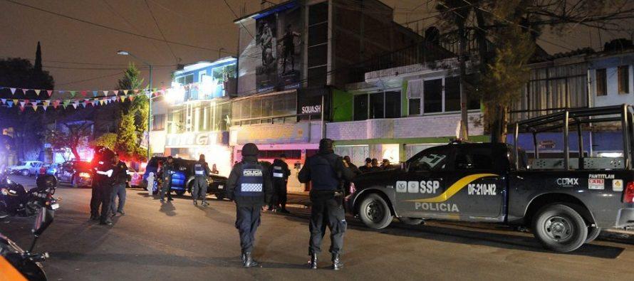 """""""En México, las zonas del país con los índices de violencia más..."""