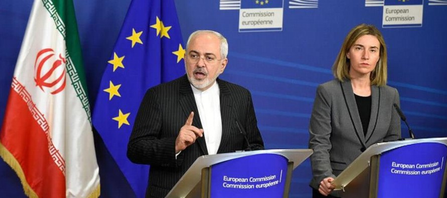 """""""Con la retirada de Estados Unidos, las expectativas públicas (de Irán) sobre la..."""