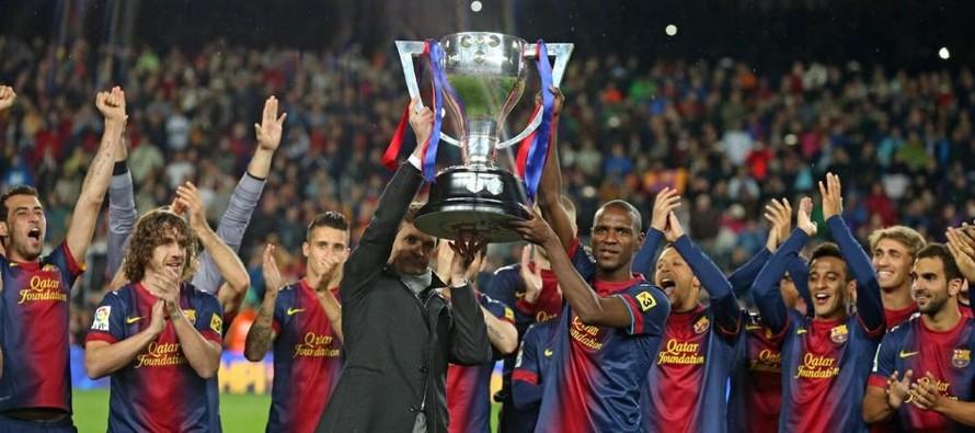 Hace nueve temporadas, fue Lionel Messi quien con un tanto en el Sardinero contra el Racing...