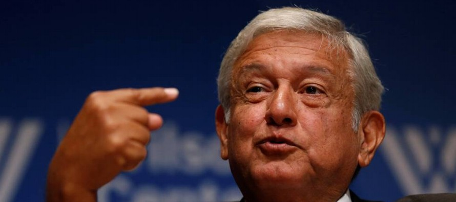"""""""López Obrador tiene intenciones de dialogar con el capital privado tanto de las..."""