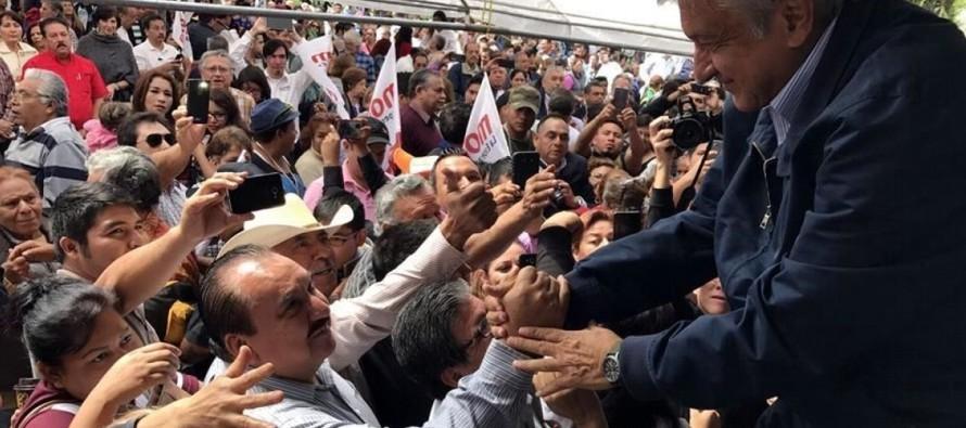 En México, este 2018 se ha reeditado la campaña del miedo contra López Obrador...