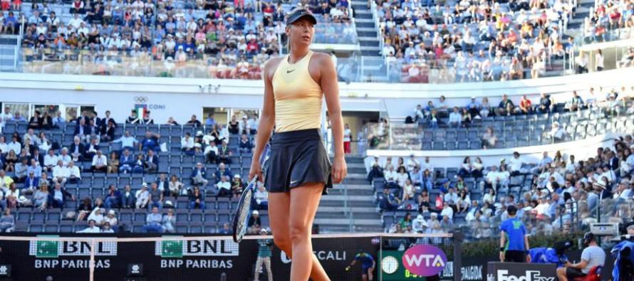 La tenista, quien acaba de llegar a las semifinales del Masters 1,000 de Roma, partirá como...