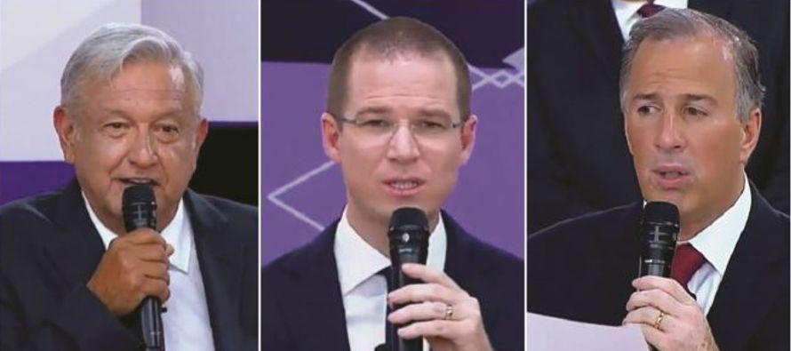 Fue descorazonador ver con claridad que los candidatos no tienen conocimiento de los problemas que...