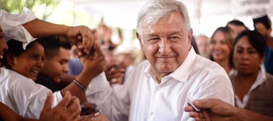 López Obrador ganará la presidencia de México menos por lo que ha tenido que...