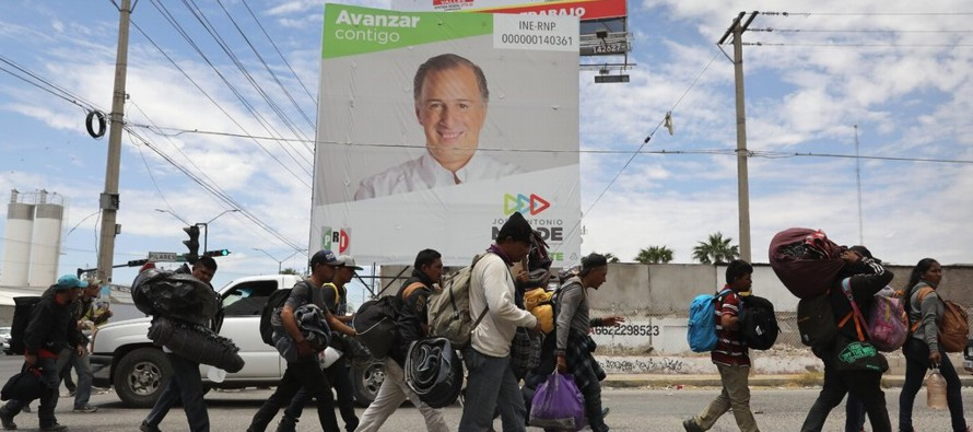 Lo que no entienden los candidatos mexicanos sobre migración