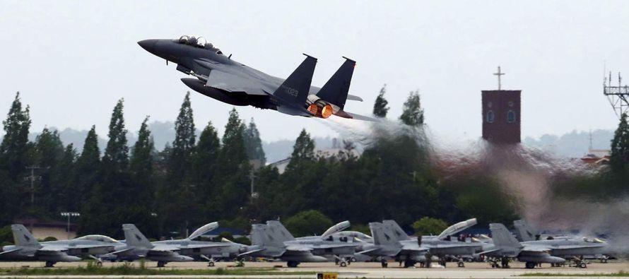 El propio presidente surcoreano, Moon Jae-in, consideró durante su viaje a Washington de...