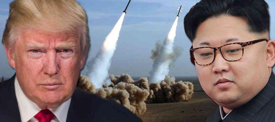 Trump, después de cancelar cumbre, advierte a Kim que tropas están listas