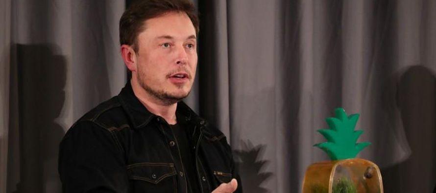 Musk hizo sus propuestas en un tweet que enlazaba con publicaciones del sitio de blogs de autos...