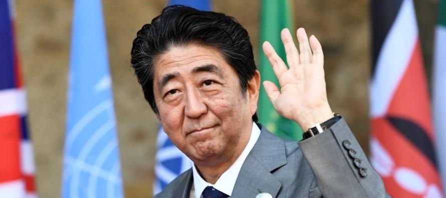 """Abe muestra su """"comprensión"""" y """"apoyo"""" a Trump por cancelar cumbre con Kim"""