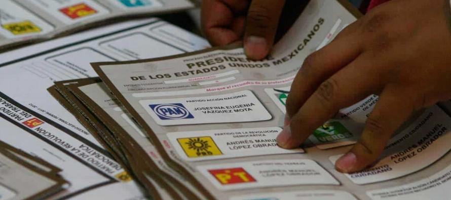 El INE de México ve imposible tener nuevas papeletas tras renuncia de Zavala