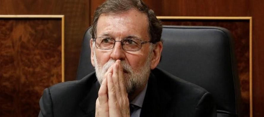 Mariano Rajoy, bajo creciente amenaza por caso de corrupción en partido