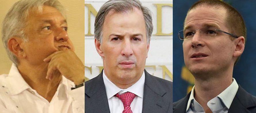 Lo que los candidatos en México quedaron a deber