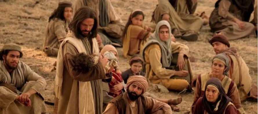 « Yo os aseguro: el que no reciba el Reino de Dios como niño, no entrará en...