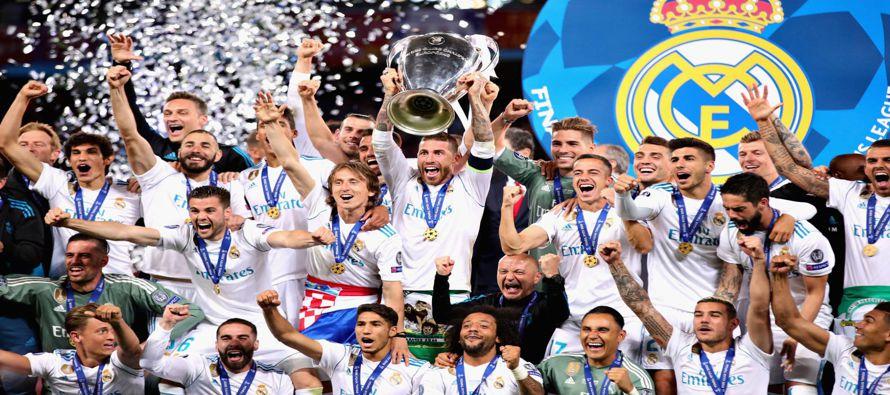 Con la trama inesperada, el Liverpool atornilló de inicio al Madrid hasta que se...