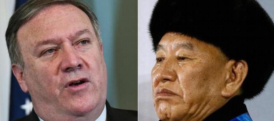 En la agenda de la reunión, la de más alto nivel entre representantes de ambas...