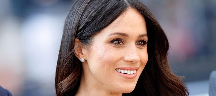 Según Vogue, Markle, convertida en duquesa de Sussex el pasado 19 de mayo al contraer...