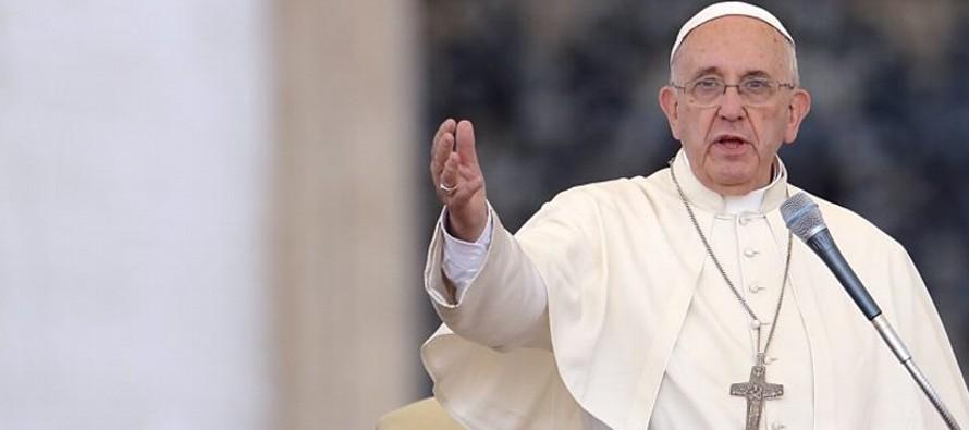 El Papa Francisco volverá a abrir las puertas de su residencia, Casa Santa Marta, para...