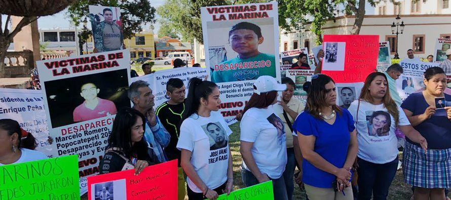 El gobierno mexicano respondió a las declaraciones de la ONU con la promesa de enviar a...