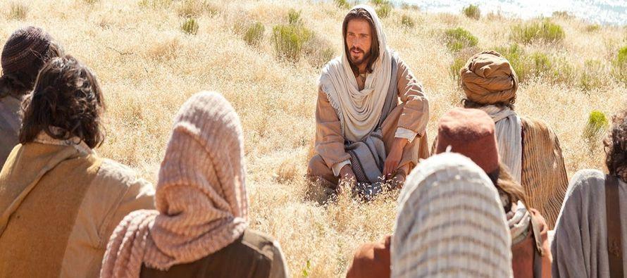 Jesús hablaba a un público compuesto, en su mayoría, por gente sencilla:...
