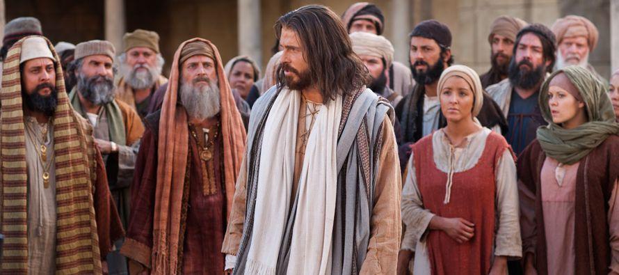 Jesús les dijo: «Os voy a preguntar una cosa. Respondedme y os diré con...