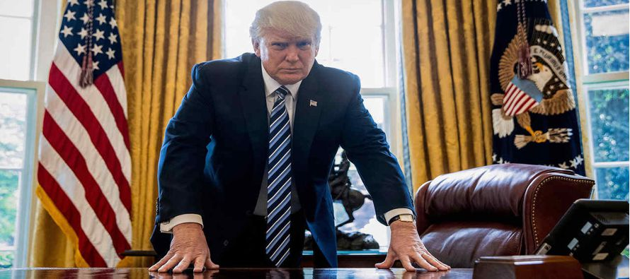 La disposición que tiene Trump a pintar sospechas como si fueran hechos tiene implicaciones...