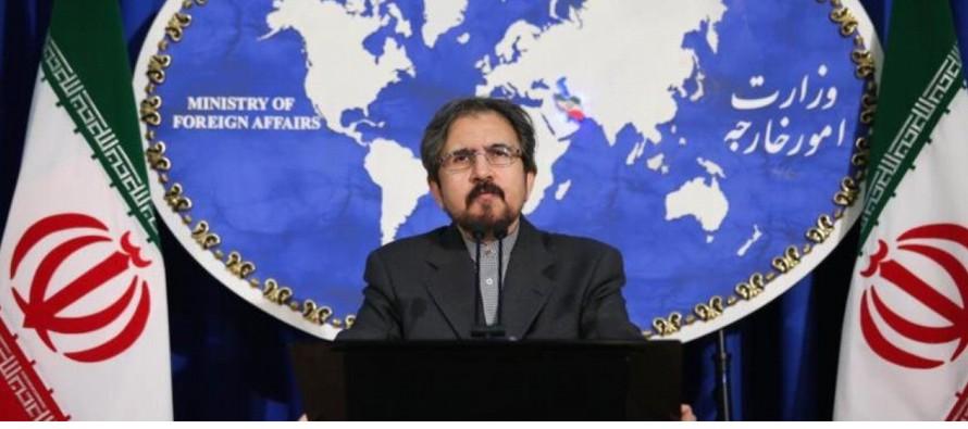 Bahram Qasemí insistió en que si los países europeos cumplen con sus...