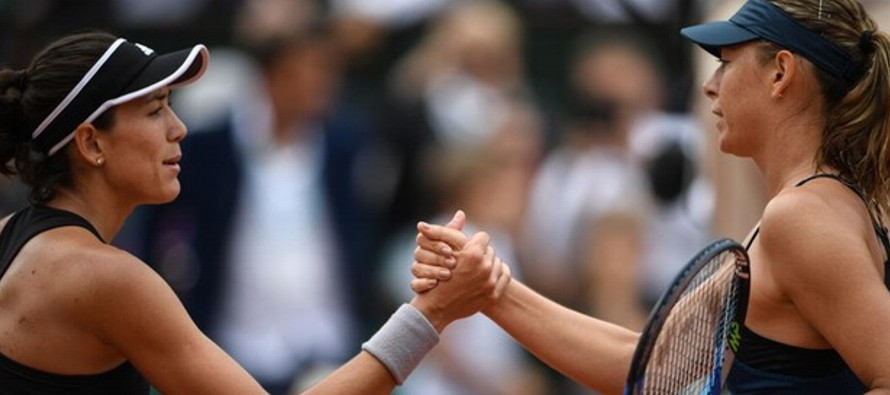 Con esta victoria, y debido a la eliminación en octavos de la danesa Caroline Wozniacki,...